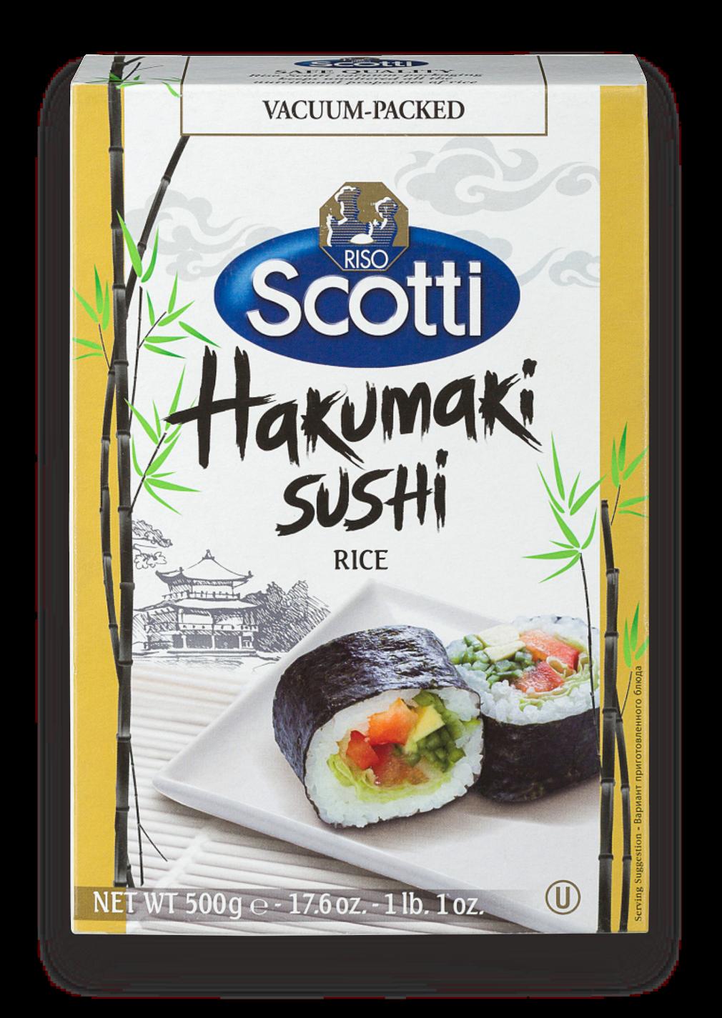 Изображение на кутия ориз за суши