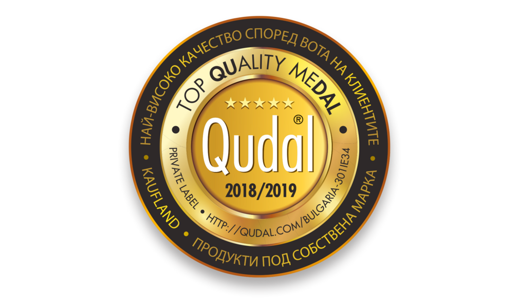Изображение на печата за качество Qudal