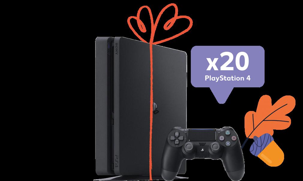 Изображение на Sony PlayStation 4 Slim 1 TB