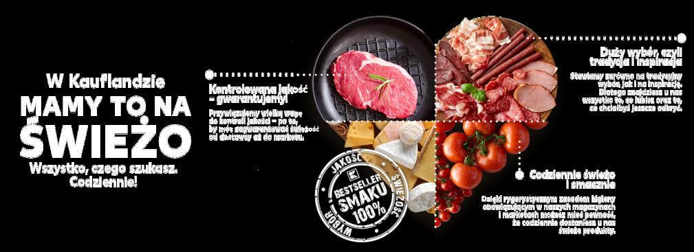 Talerz w kształcie serca z wędlinami, serami, mięsem i warzywami