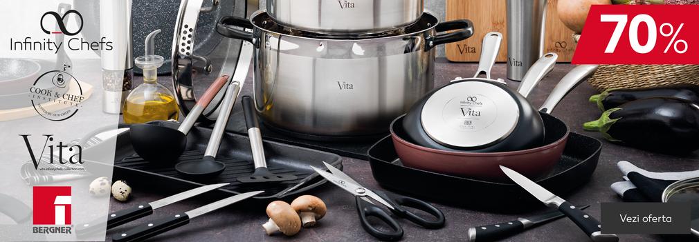 Vita Infinity Chefs collection