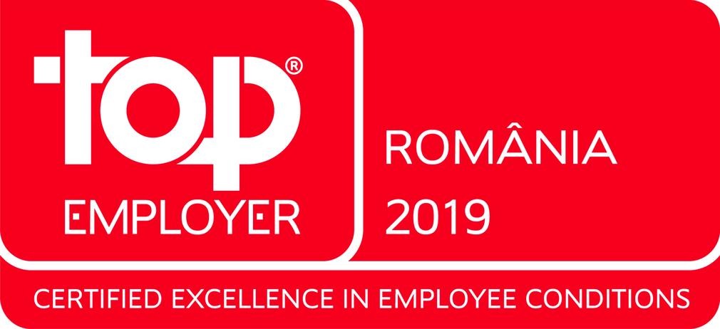 Top Employer România 2019