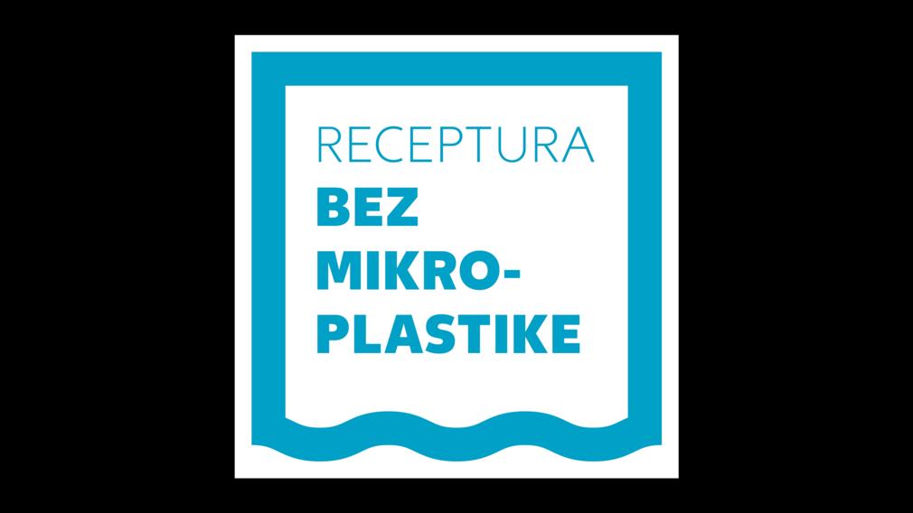 "Logo ""Ohne Mikroplastik"""