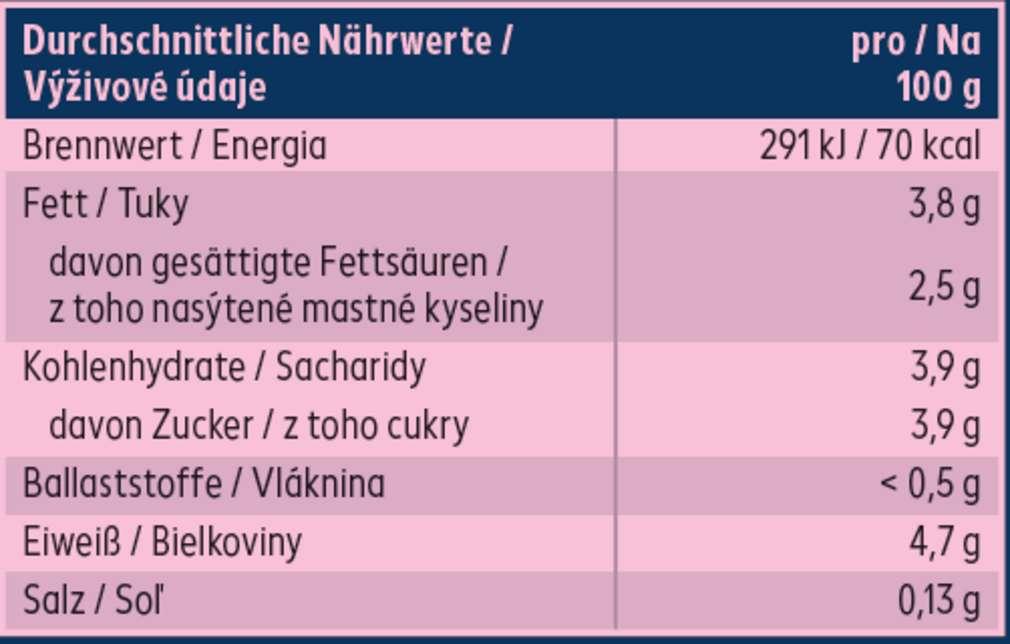 Abbildung des Sortimentsartikels K-Bio Bio Joghurt mild 1000g