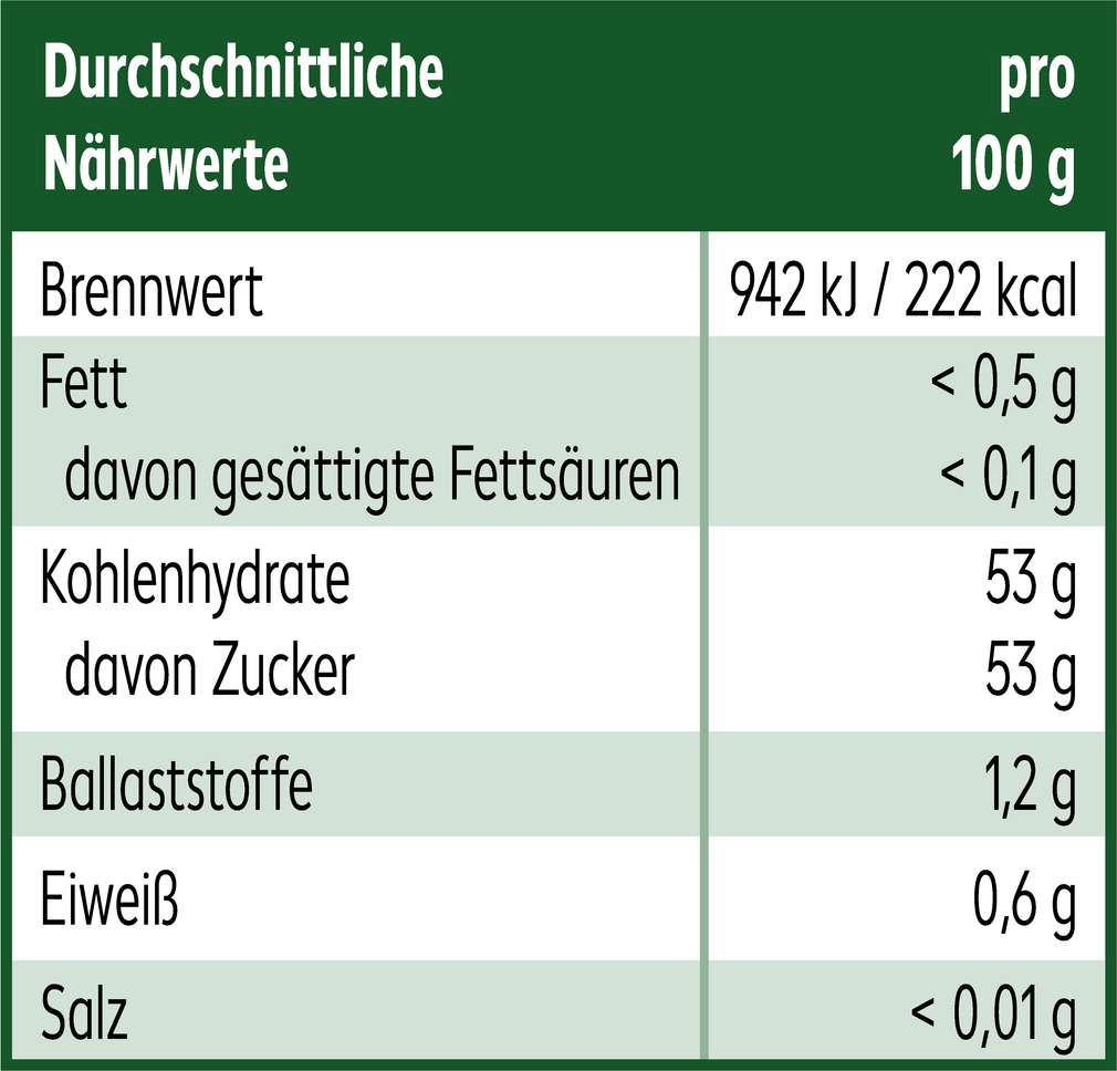 Abbildung des Sortimentsartikels K-Bio Himbeer Konfitüre extra 330g