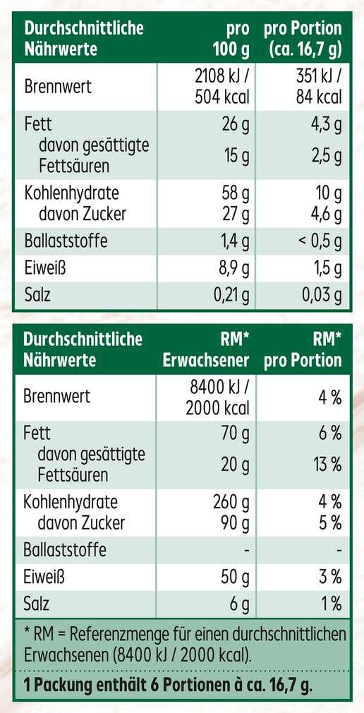 Abbildung des Sortimentsartikels K-Bio Reiswaffeln Joghurt 100g