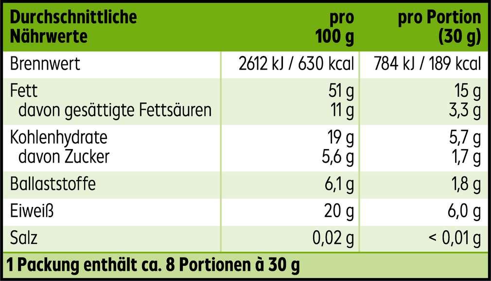 Abbildung des Sortimentsartikels K-Take it Veggie Veganes Bio-Cashew-Mus 250g
