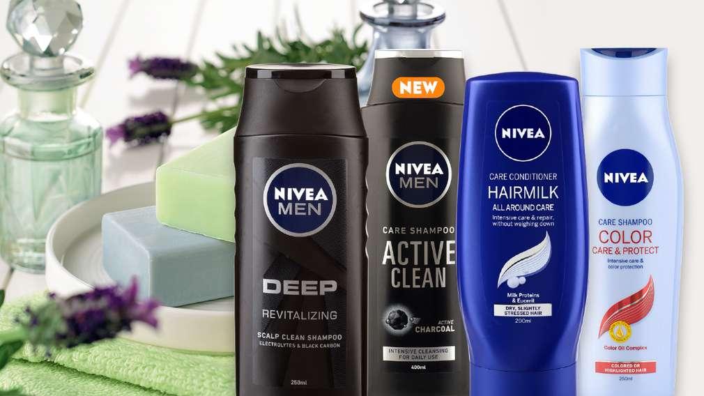 -30% отстъпка за всички продукти грижа за коса с марка Nivea