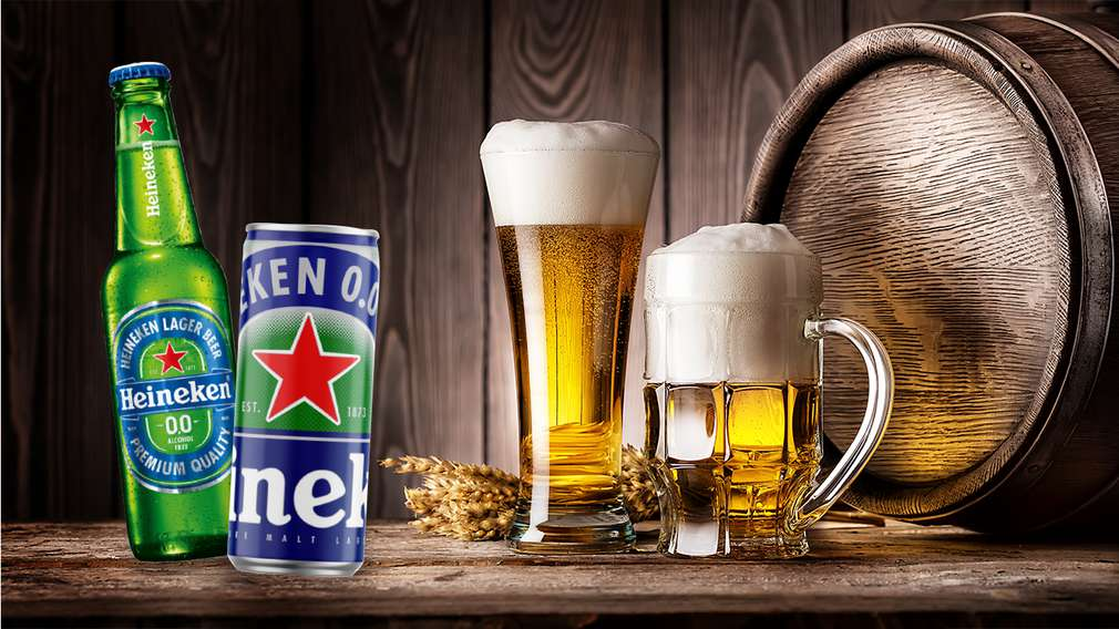 -20% отстъпка за безалкохолна бира Heineken