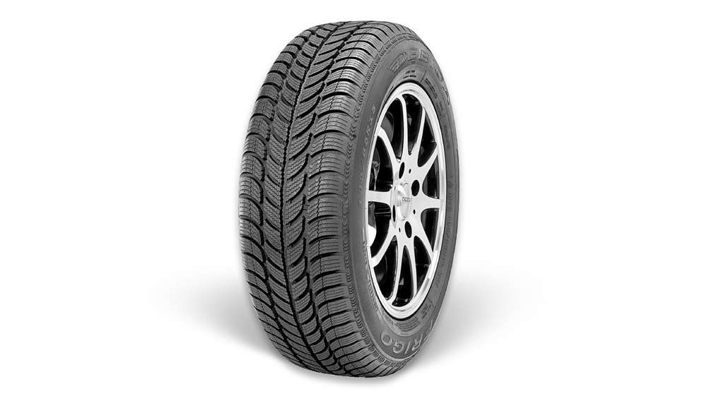 Изображение на автомобилна зимна гума