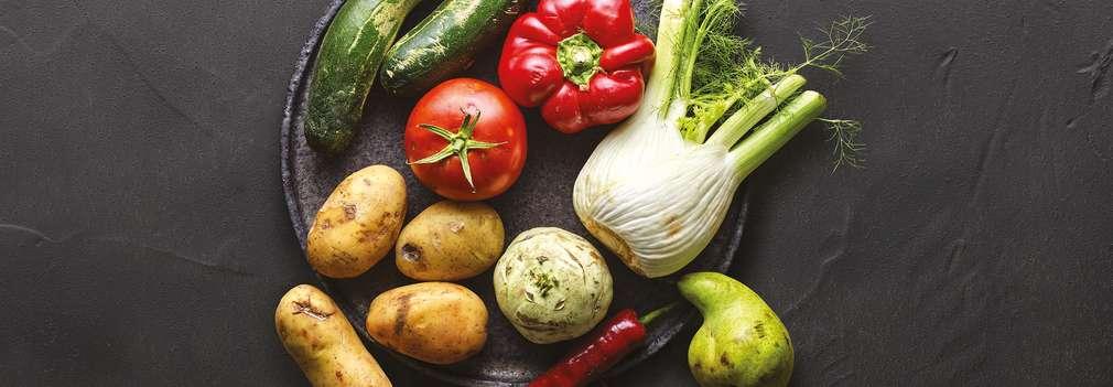"""Изображение на разлчини зеленчуци, които не са в отличен """"търговски вид"""", но са напълно годни за консумация"""