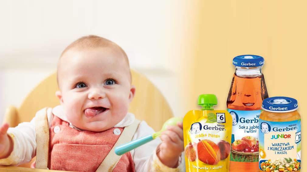 -25% отстъпка за детски храни с марка Gerber