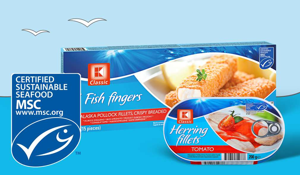 Рибни продукти и консерви