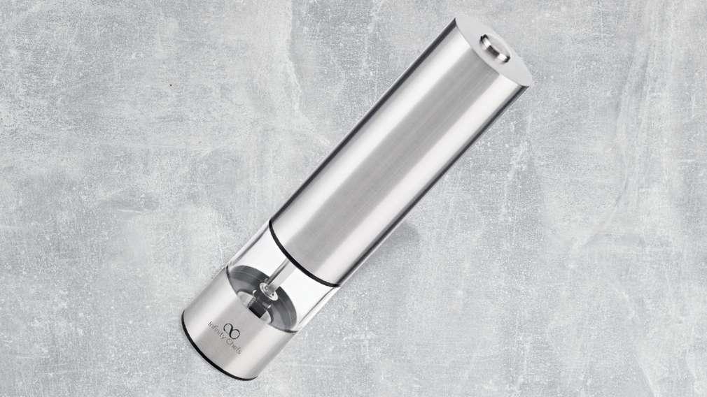 Електрическа мелничка за сол и пипер