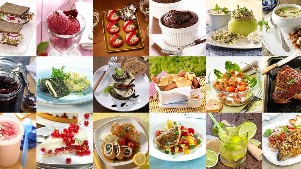 Колаж от снимки с рецепти