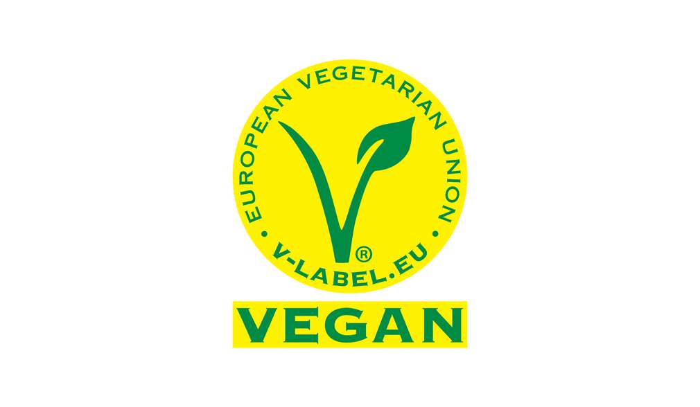 Логото на V-Label Vegan
