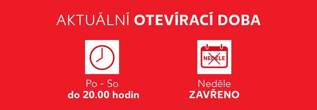 ikony na červeném pozadí