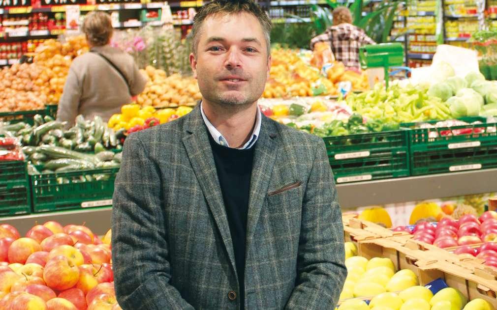 Velký výběr českých jablek v obchodech Kaufland