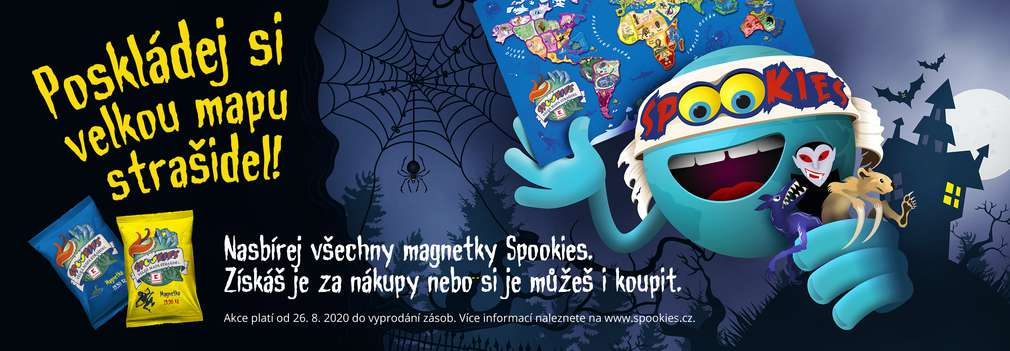 Strašidla Spookies