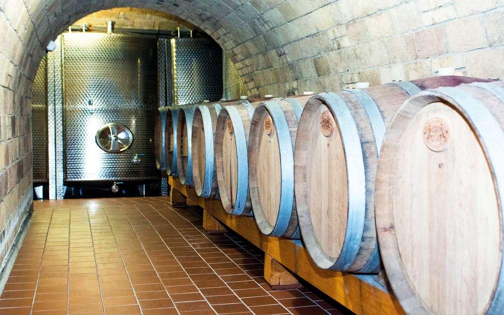 Vinný sklep vinařství Baloun