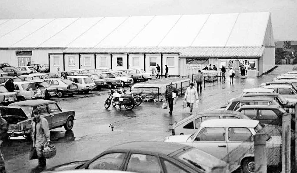 Kaufland otevřel prodejnu ve východním Německu