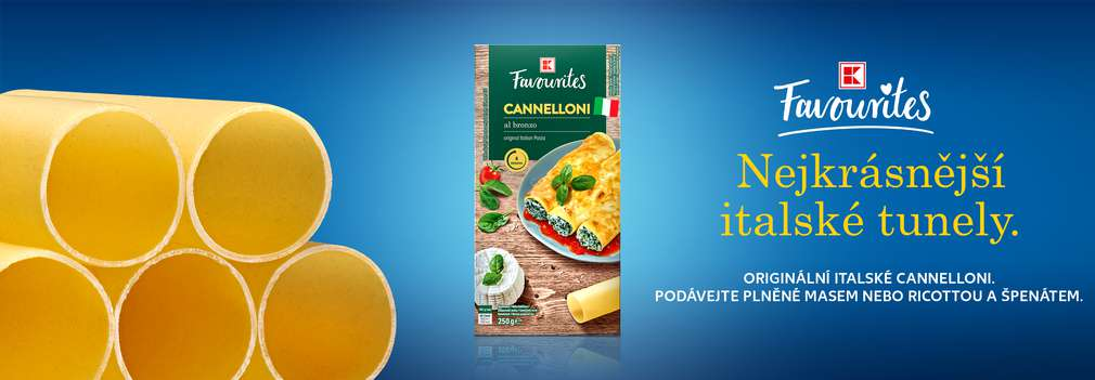K-Favourites Cannelloni