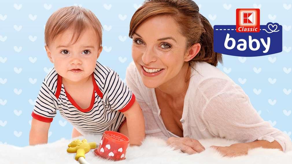 Dejte svým dětem láskyplnou a jemnou péči s K-Classic baby