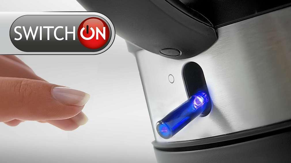 Mrkněte na elektronické spotřebiče do kuchyně a celé domácnosti