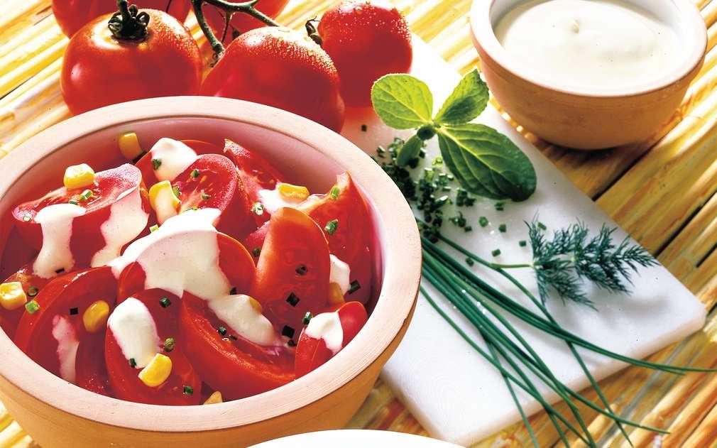 Čerstvé zeleninové saláty milujeme