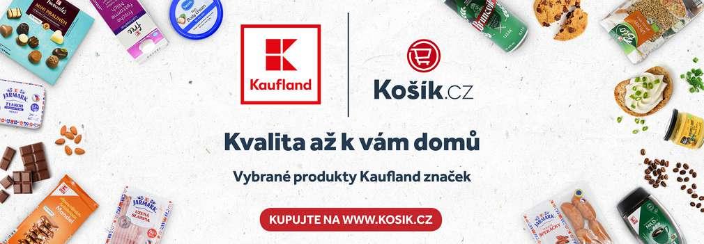 Kaufland produkty na Košík.cz