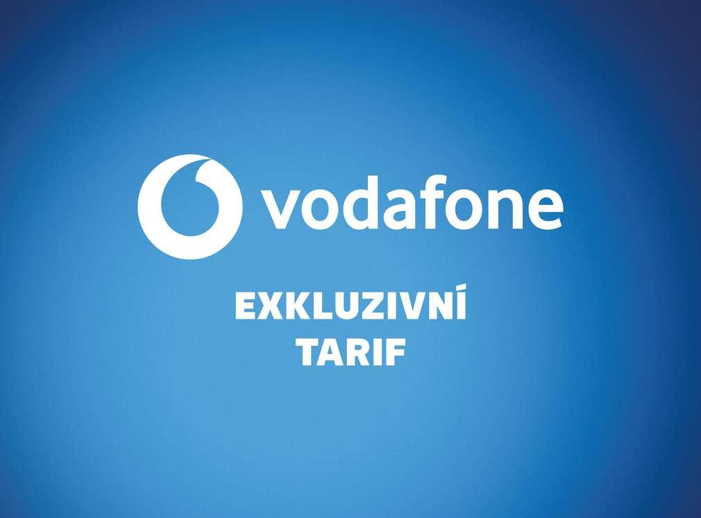 Vodafone exkluzivní tarif