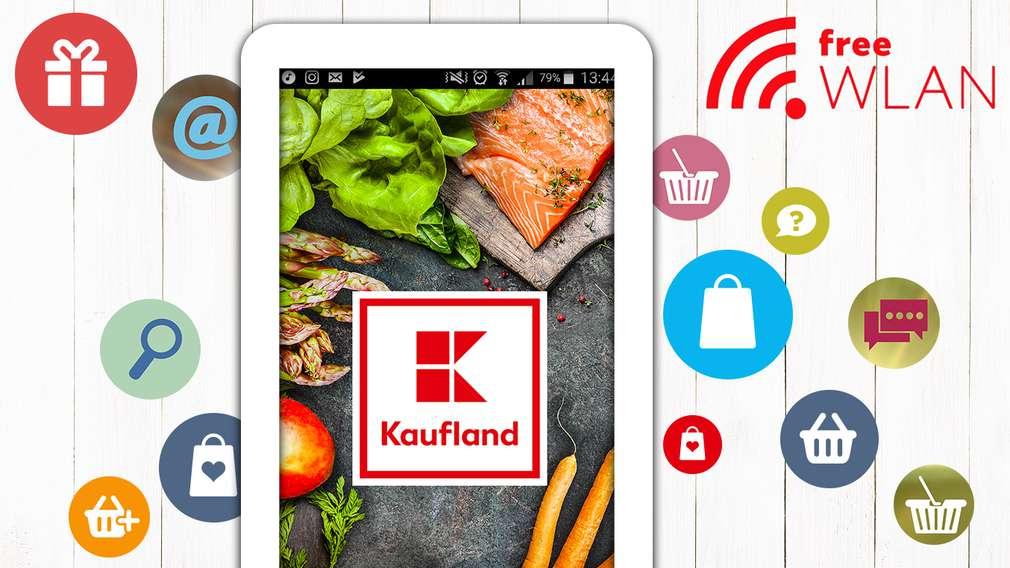 Připojte se k internetu na jakékoli prodejně Kaufland