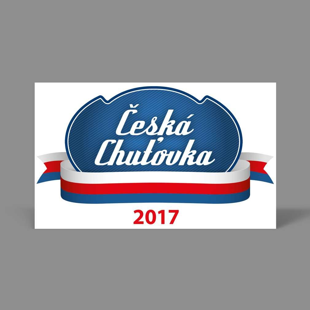 Ocenění Česká chuťovka 2017