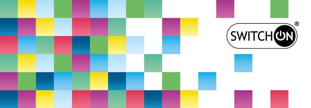 barevné pozadí se čterci
