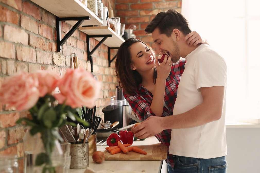 Geht Liebe wirklich durch den Magen?