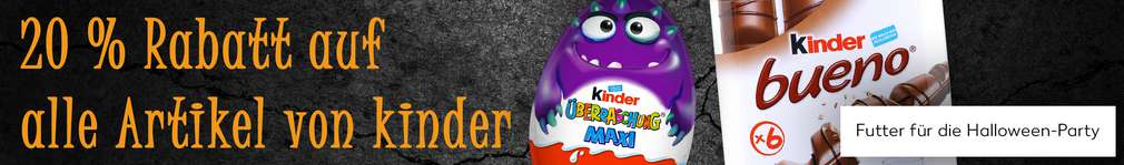 Angebote: Halloween
