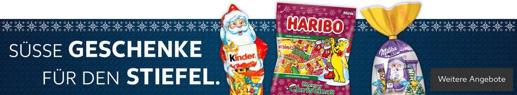 Angebote: Süßes für Weihnachten