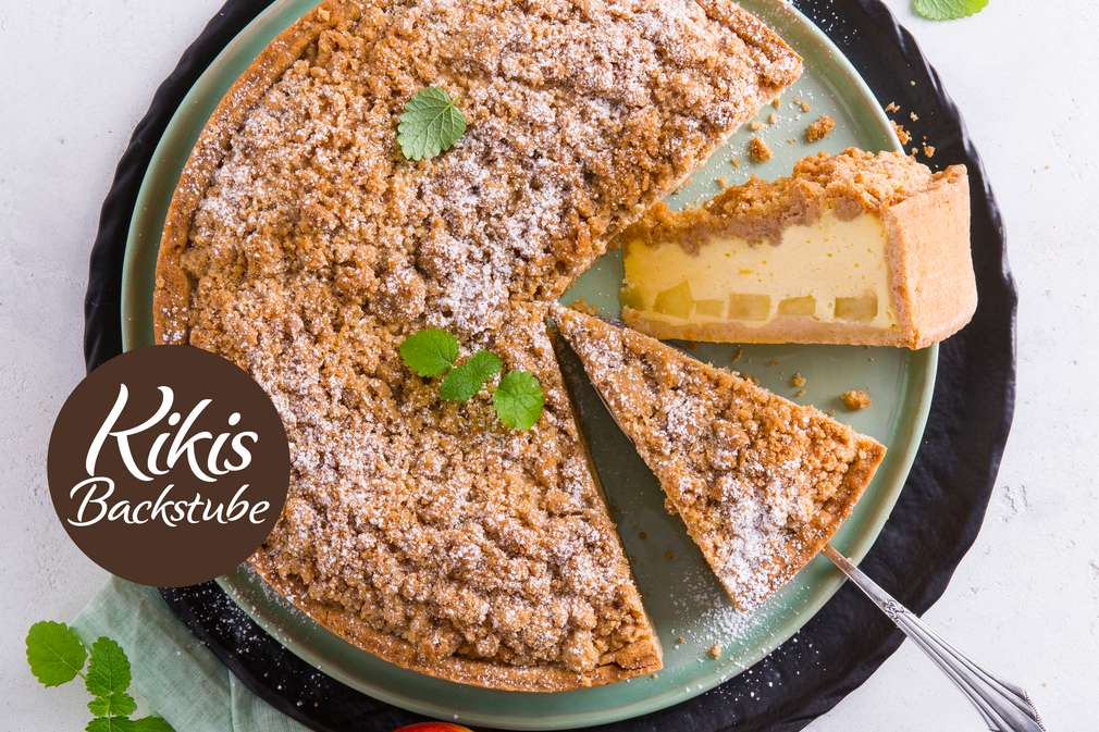 Apfel-Streuselkuchen von Kikis Backstube