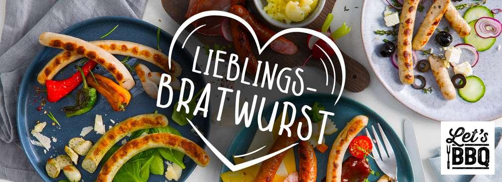 Abstimmung Lieblings-Bratwurst