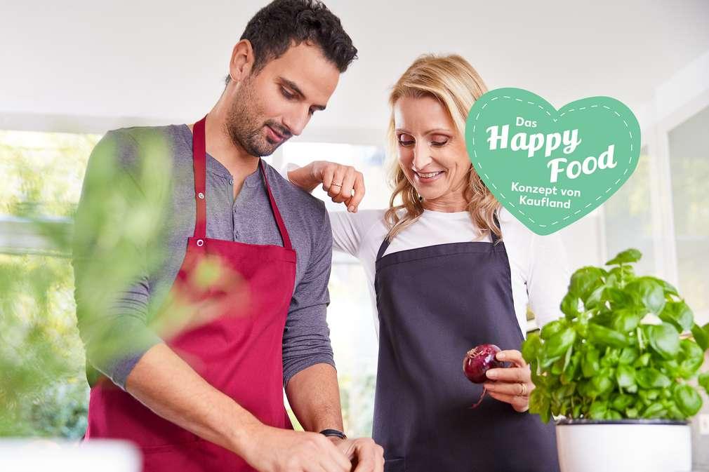 Ernährungsexpertin Dr. Alexa Iwan und TV-Koch Alex Wahi