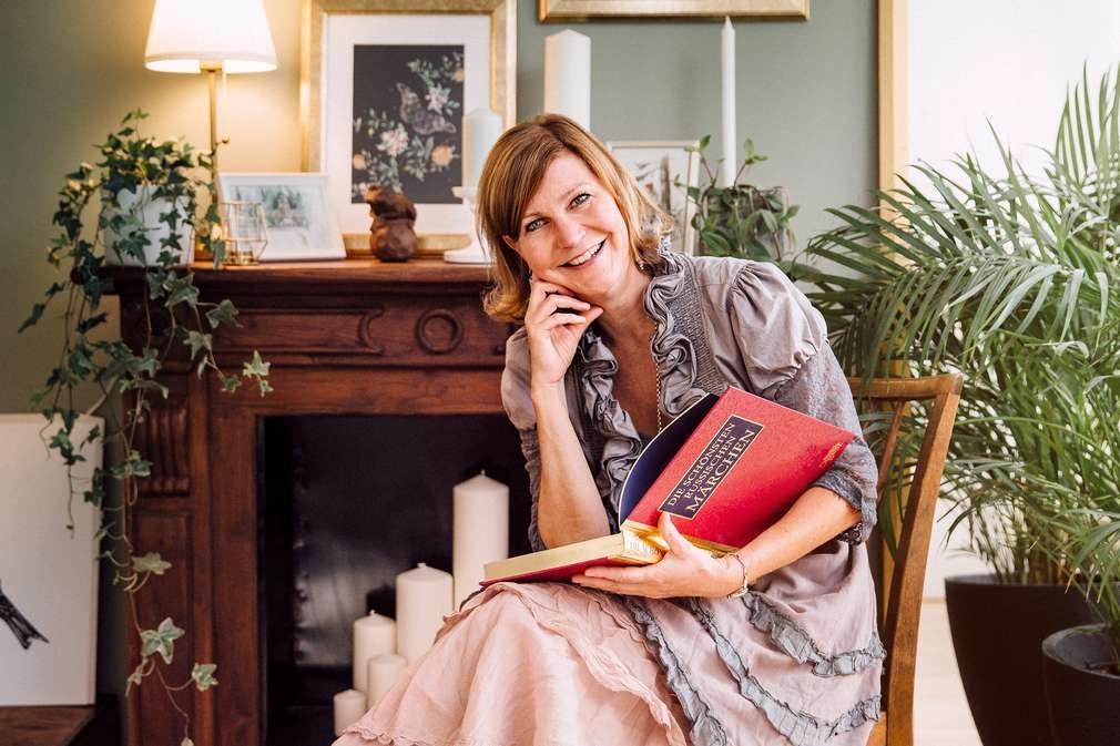 Märchenerzählerin Tina Beyer