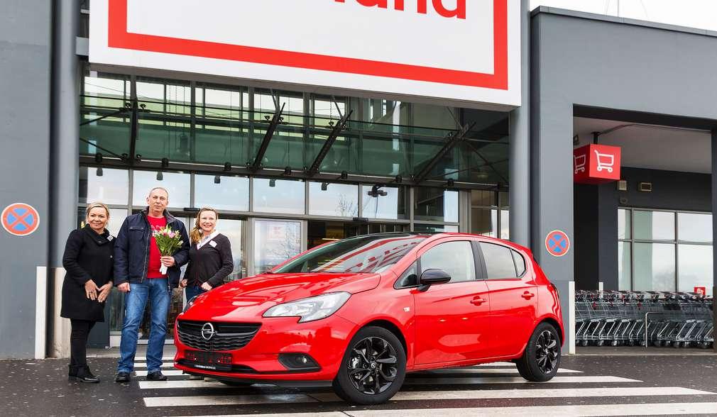 Verlosung Opel Corsa