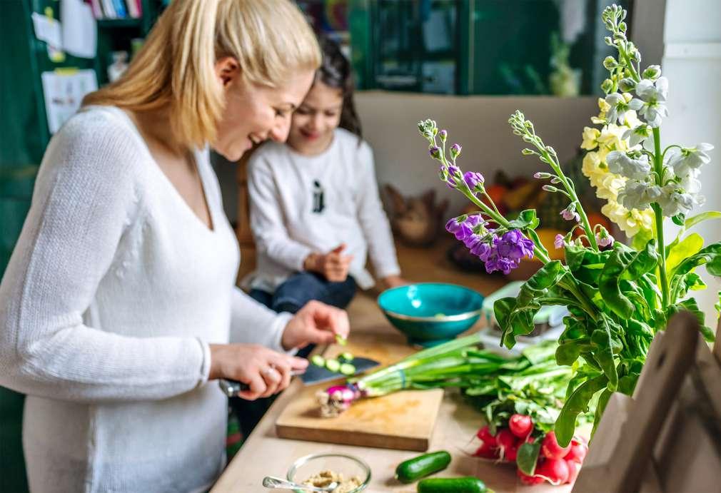 Lecker & gesund: Frische Ideen fürs Kita- und Kiga-Fest