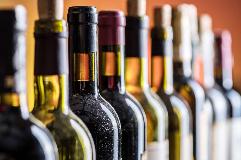 Abbildung: Weinglas