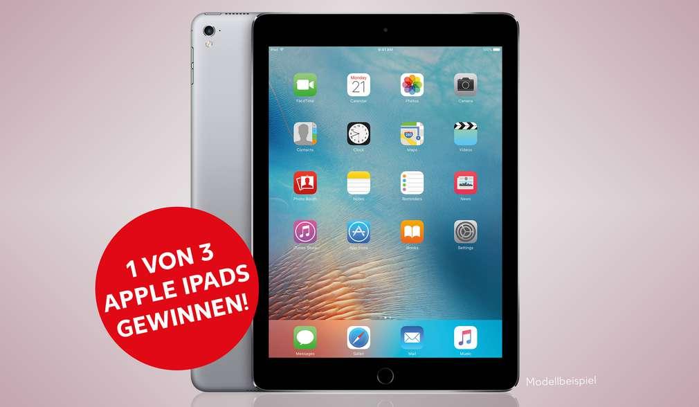 Abbildung: Apple iPads