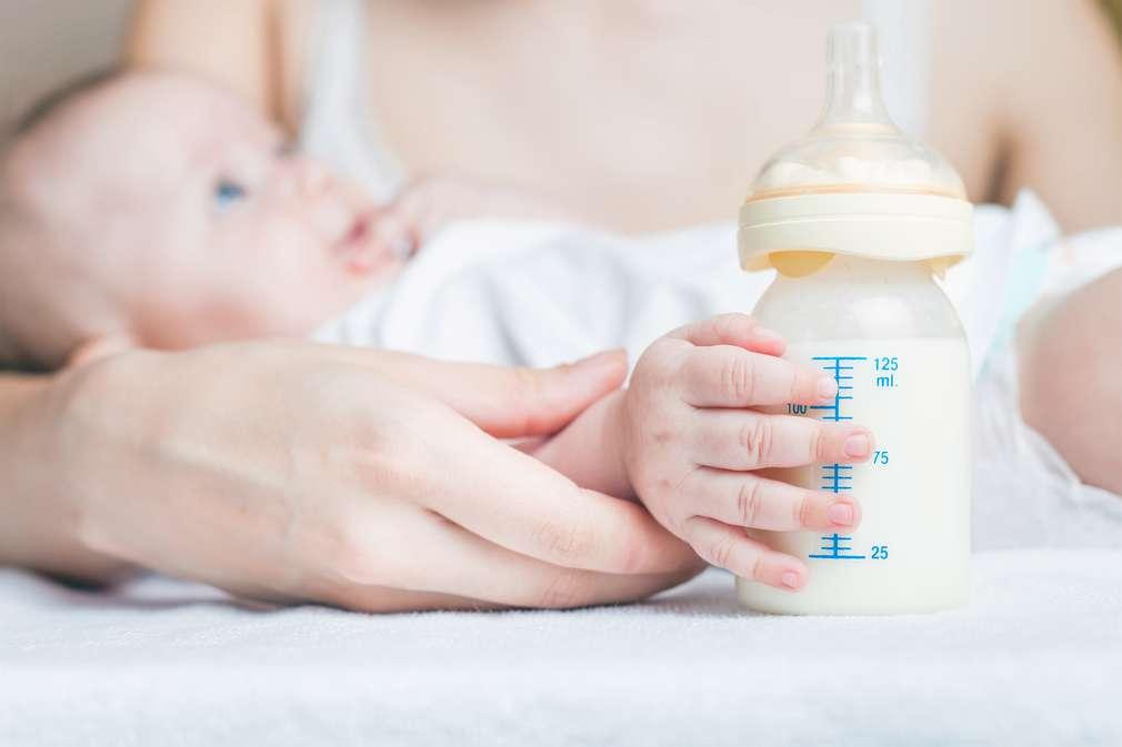 Eltern-Angst: Mein Baby wird nicht satt!
