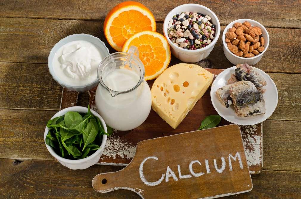 Calcium: Das Knochenmineral