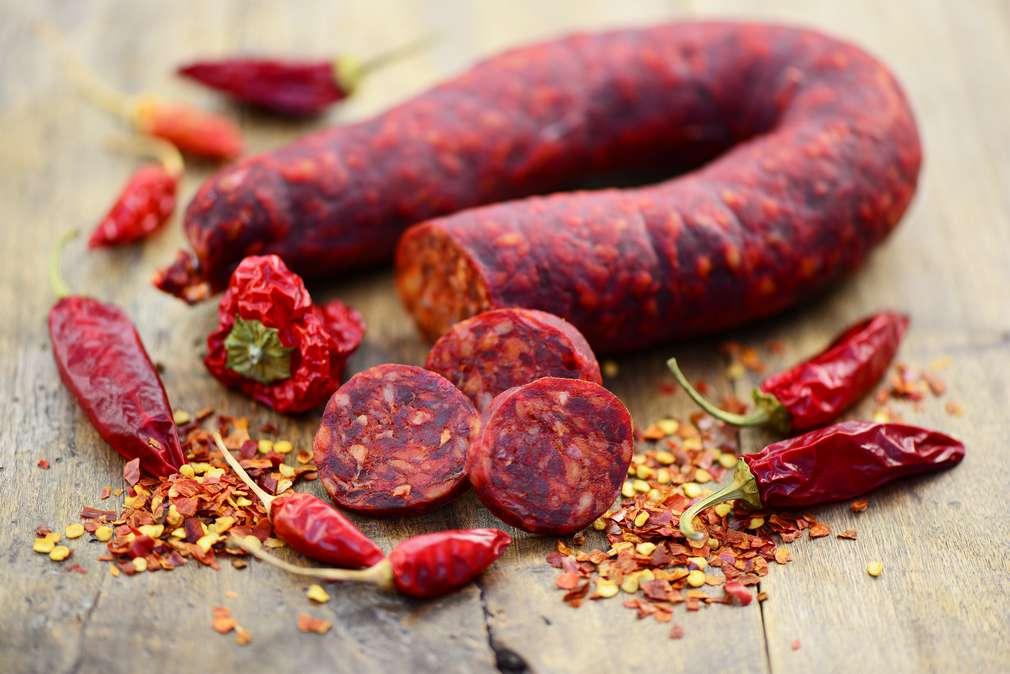 Chorizo-Wurst – Spaniens scharfe Delikatesse