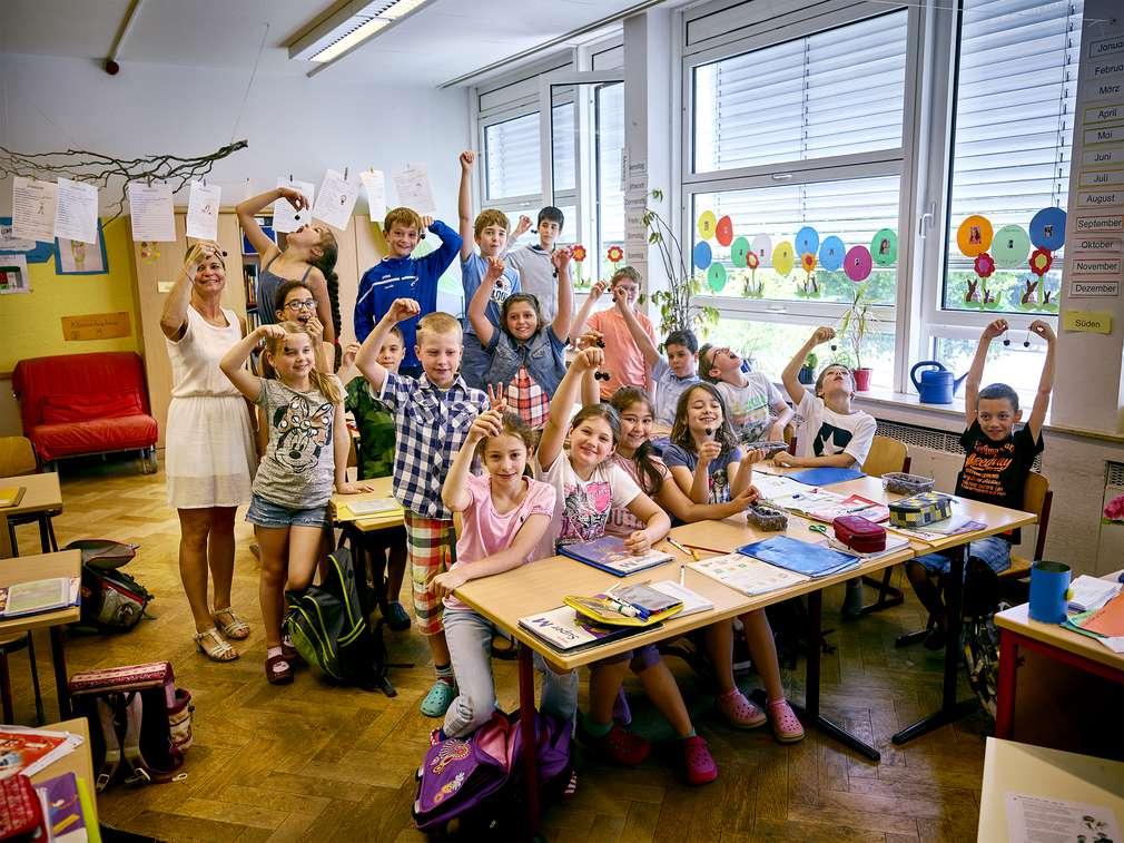 Unser Engagement: Frisch und gesund ins neue Schuljahr