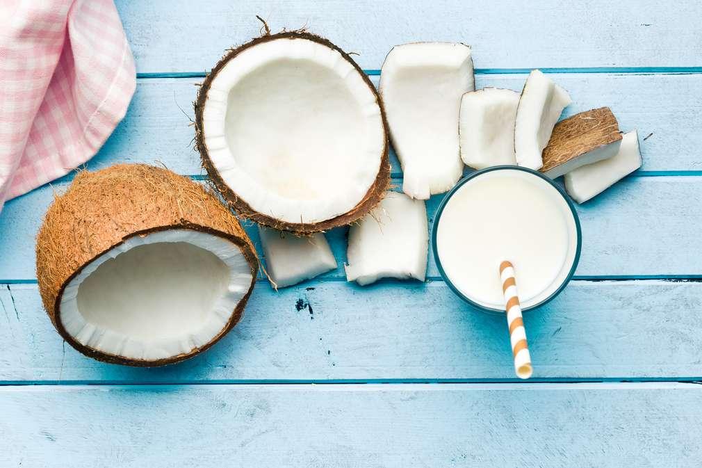 Kokosmilch: Cremiges von den Palmen
